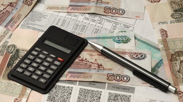 Платежные квитанции за услуги ЖКХ.