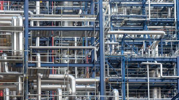 """Ввод в эксплуатацию высокотехнологичного комплекса переработки нефти """"Евро+"""" Московского НПЗ"""