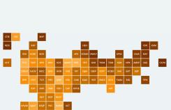 Рейтинг регионов по зарплатам в различных отраслях – 2021