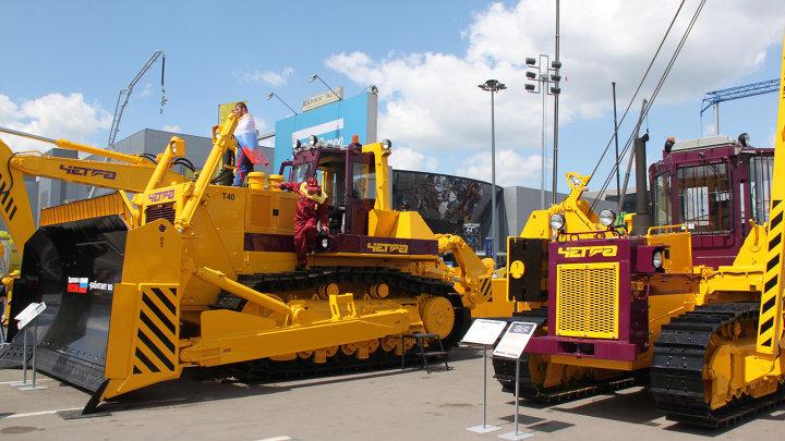 Выставка машиностроительной продукции в Москве
