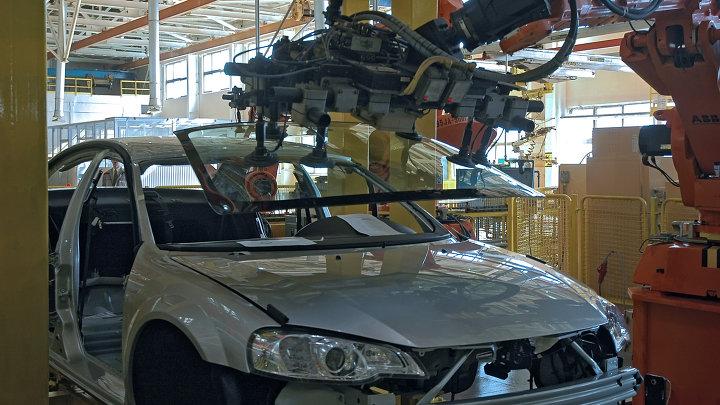 Автомобиль GAZ Siber