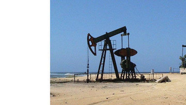 Добыча нефти недалеко от Гаваны