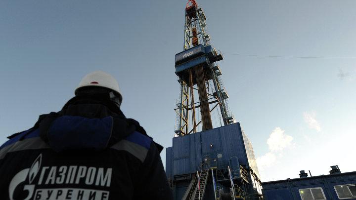 Ввод в эксплуатацию газового месторождения Бованенково в ЯНАО