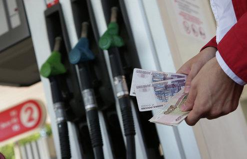 """Повышение цен на топливо на АЗС компании """"Лукойл"""""""