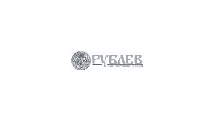 Логотип ЗАО КБ «РУБЛЕВ»