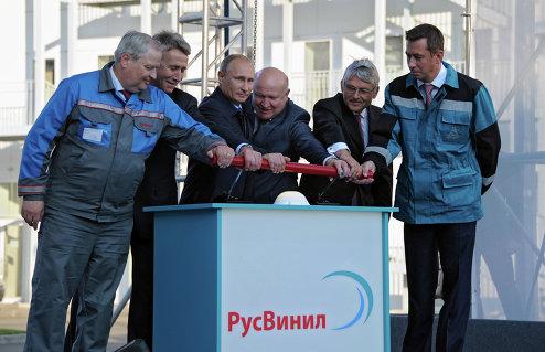 Рабочая поездка В.Путина в Нижегородскую область