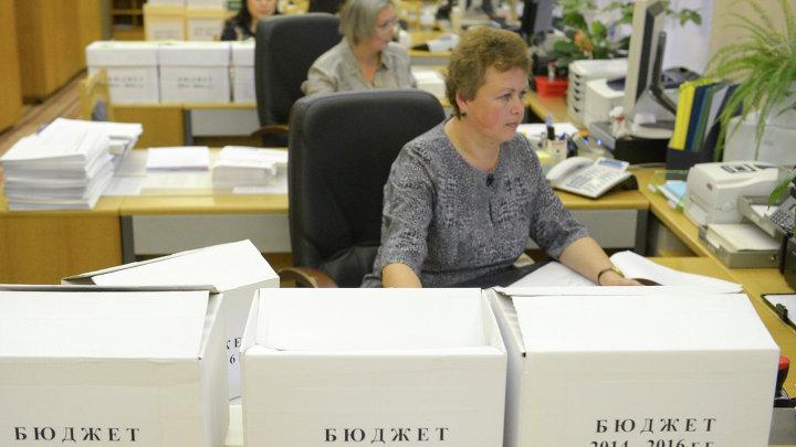 Проект бюджета на 2014-2016 годы отправлен в Госдуму РФ