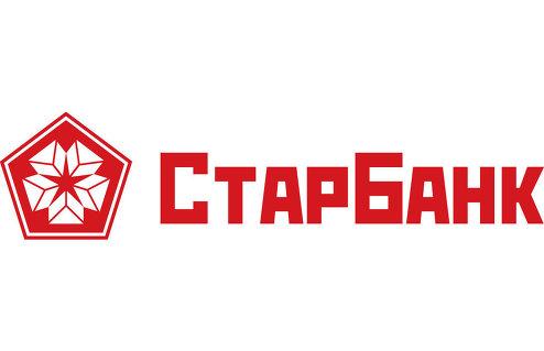"""Логотип АО """"СтарБанк"""""""