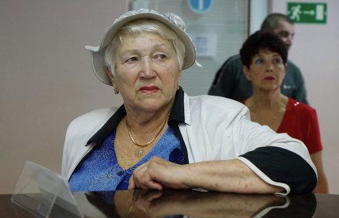 Работа пенсионного фонда в Калининграде