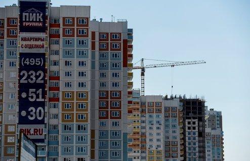 """Строительство жилого комплекса """"Ярославский"""" в Мытищах"""
