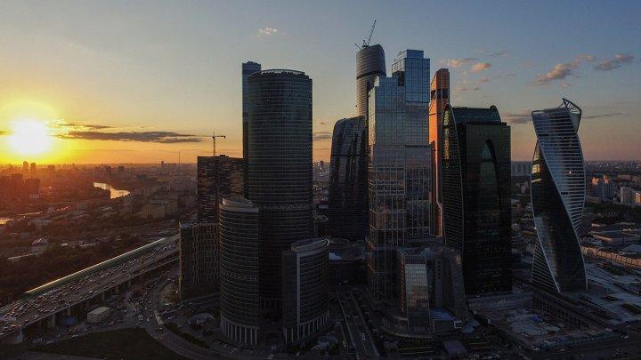 """Московский международный деловой центр """"Москва-Сити"""""""