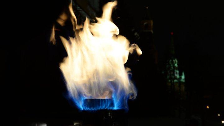 Профилактика горелки Вечного огня перед празднованием Дня защитника Отечества