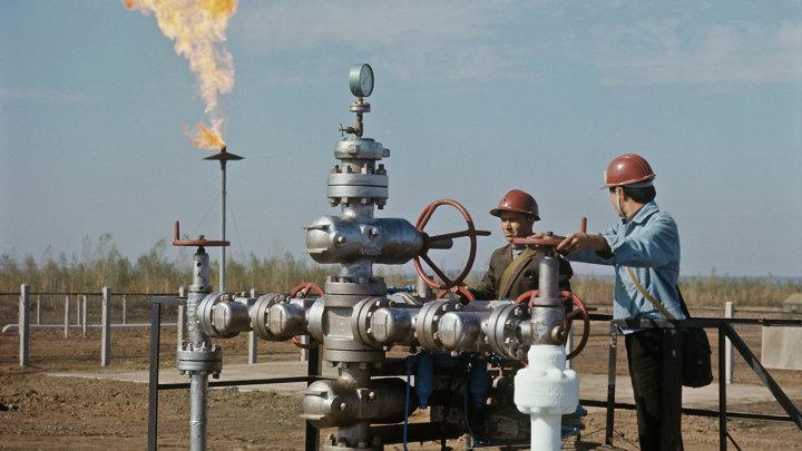 Оренбургское нефтегазоконденсатное месторождение