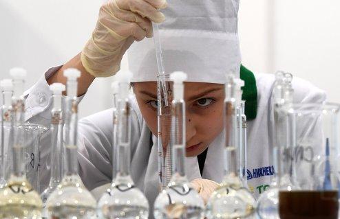 Чемпионат WorldSkills Russia в Республике Татарстан