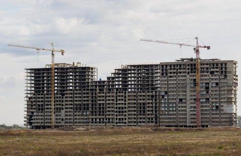 Жилищное строительство в Краснодаре