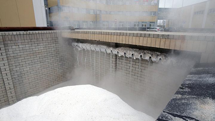 Завод по производству жидких противогололедных материалов