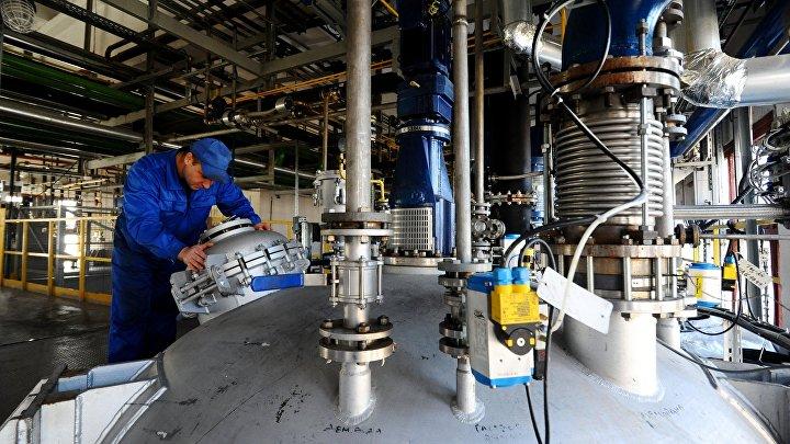 Производство химической продукции в Тамбове