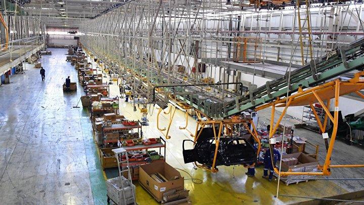 Автомобильный завод Siamco в Сирии