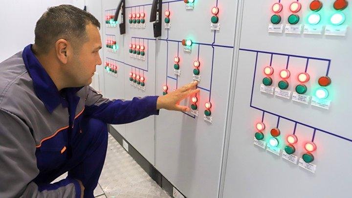 Первая очередь солнечной электростанции введена в эксплуатацию в Ставропольском крае