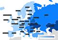 Расходы семей на еду в странах Европы – рейтинг 2019