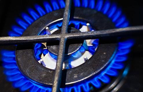 Газовая конфорка.